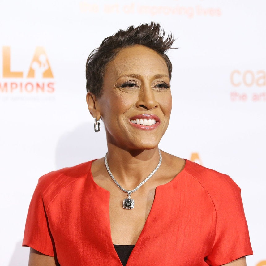 Robin Roberts Has An Important Message For African-American Women