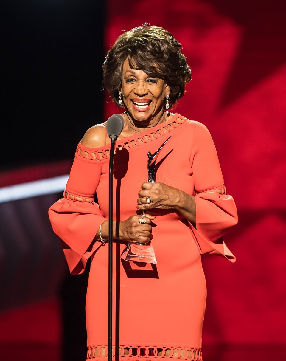 Maxine Waters Will Address The Nation After Trump's 'State Of The Union' Speech