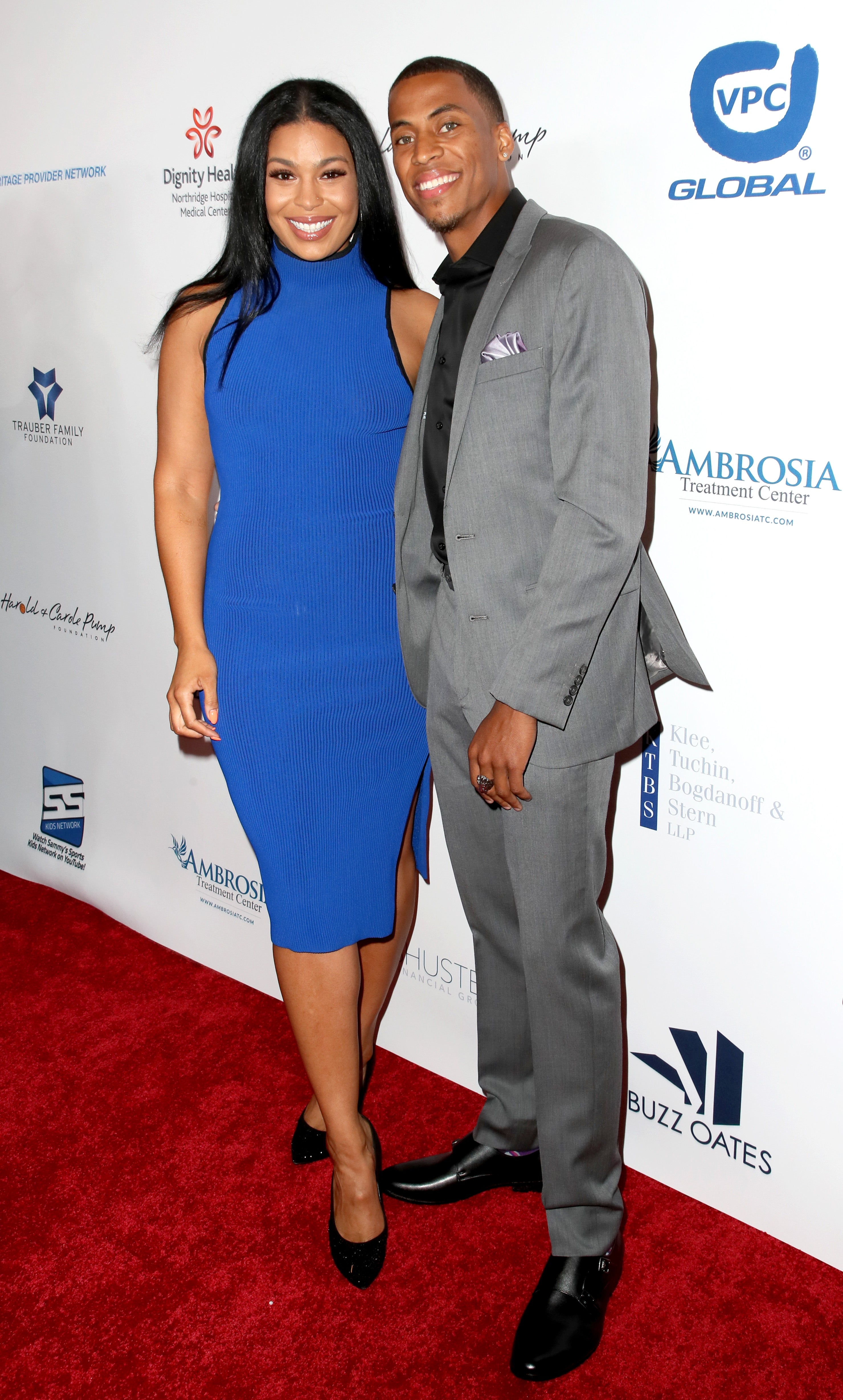 Jordin Sparks Makes It Red Carpet Official With Her New Boyfriend
