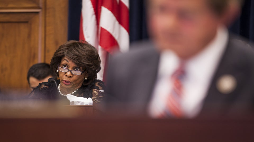 Maxine Waters On Black Women's Power: 'We're Going To Be Very Key In Helping To Set This Country Right'
