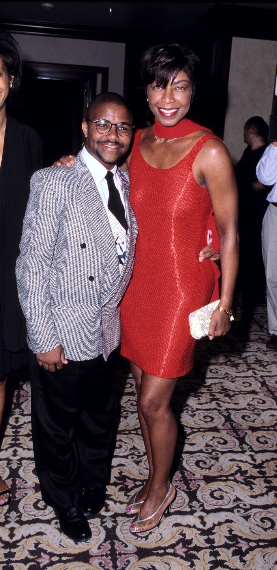 10 Vintage Photos Of Natalie Cole And Son Robert Yancy