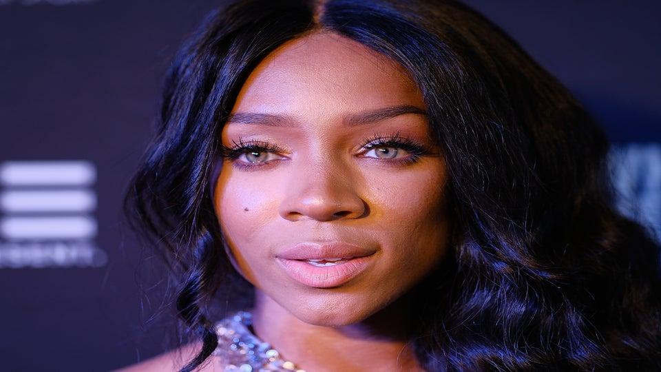Lil Mama's Impressive Fashion & Beauty Evolution Continues At 'When Love Kills' Premiere