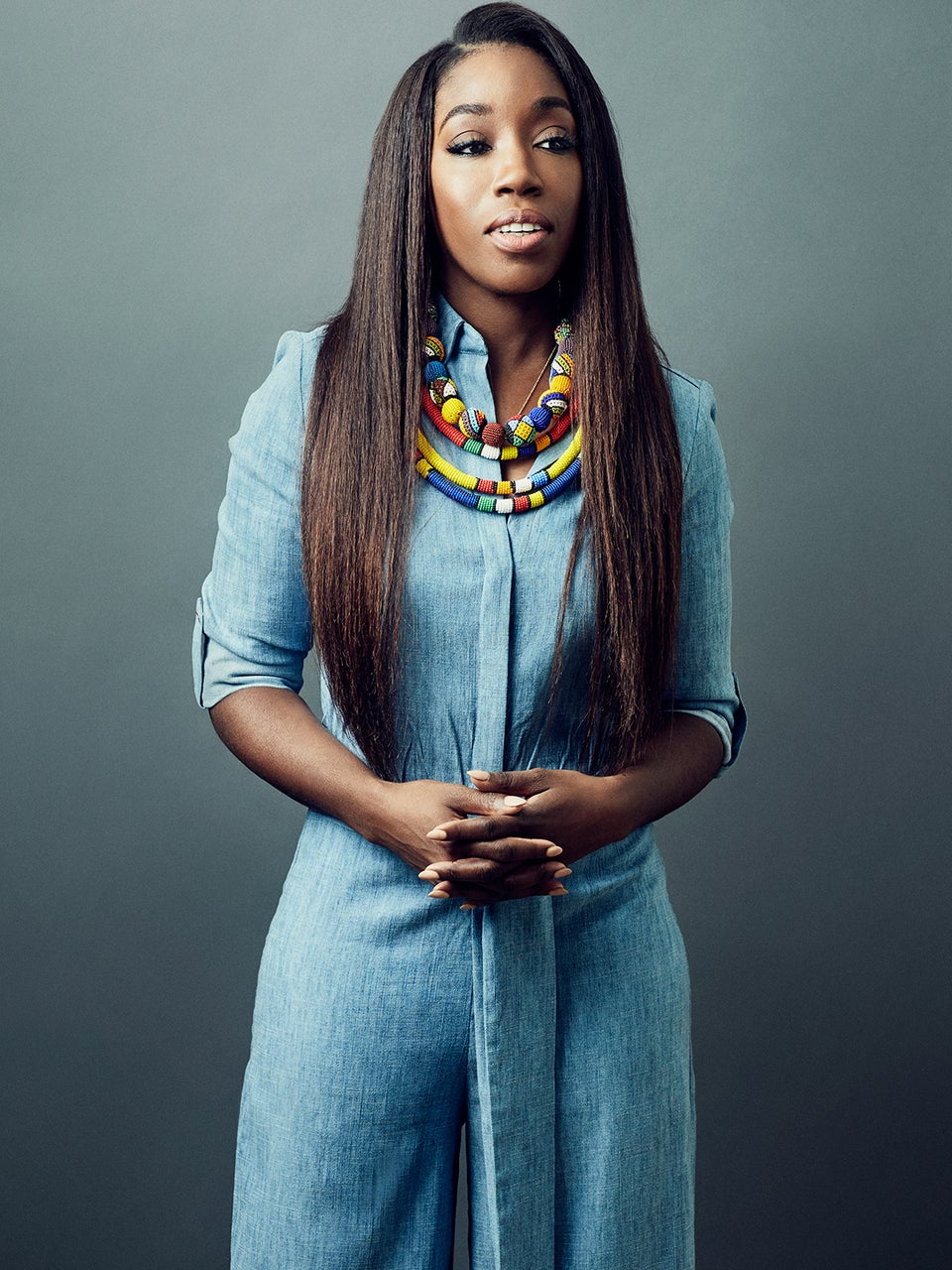 The Love Lessons That Inspired Estelle's New Single 'Love Like Ours'