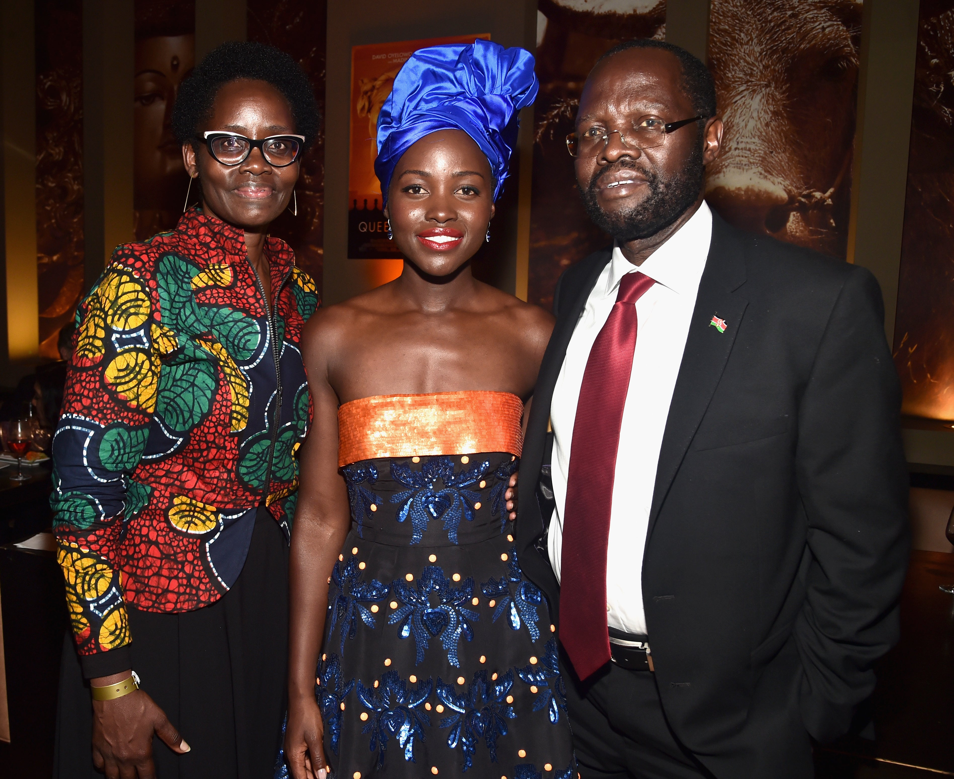 Lupita Nyong'o Pens Letter To Father Celebrating His Political Victory