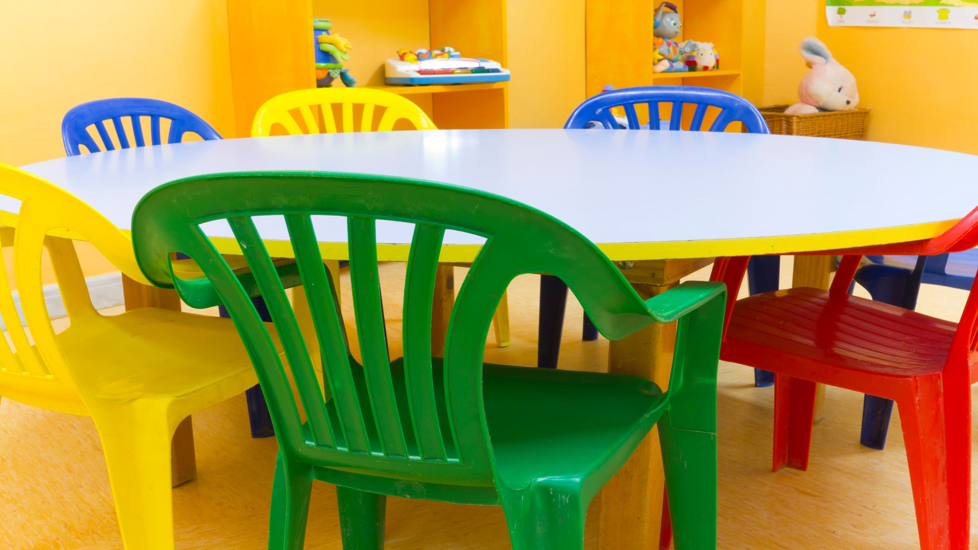 Parents Demand Answers After 4-Year-Old Girl Duct-Taped To A Chair At Daycare