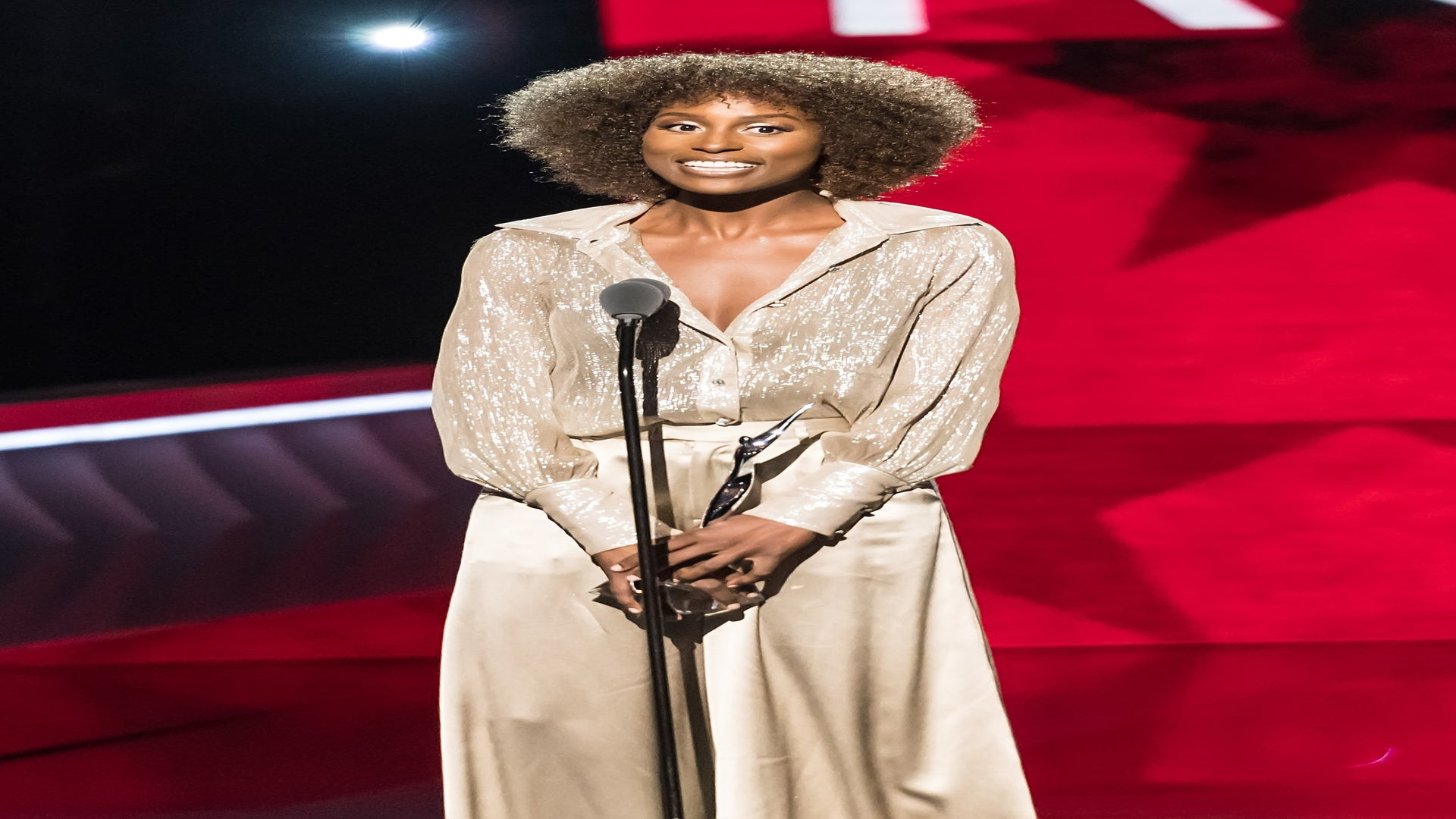 We Can't Get Enough Of Issa Rae's Funny And Poignant Black Girls Rock! Speech