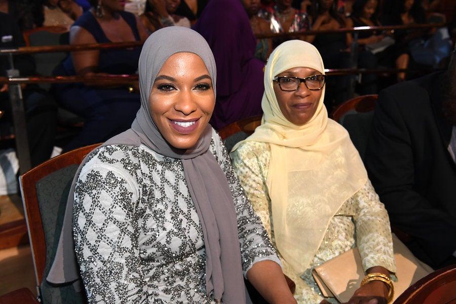 Tiffany Haddish Calls Olympian Ibtihaj Muhammad 'A Pillar Of ...