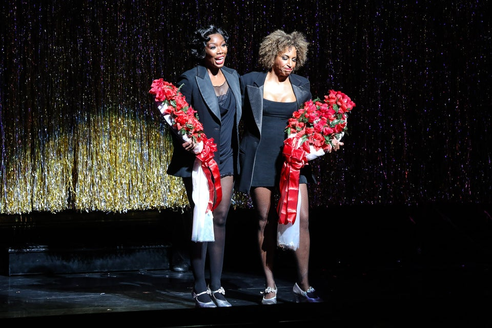 Brandy Norwood And Lana Gordon Make Broadway History As Chicago the Musical's First Black Co-Leads