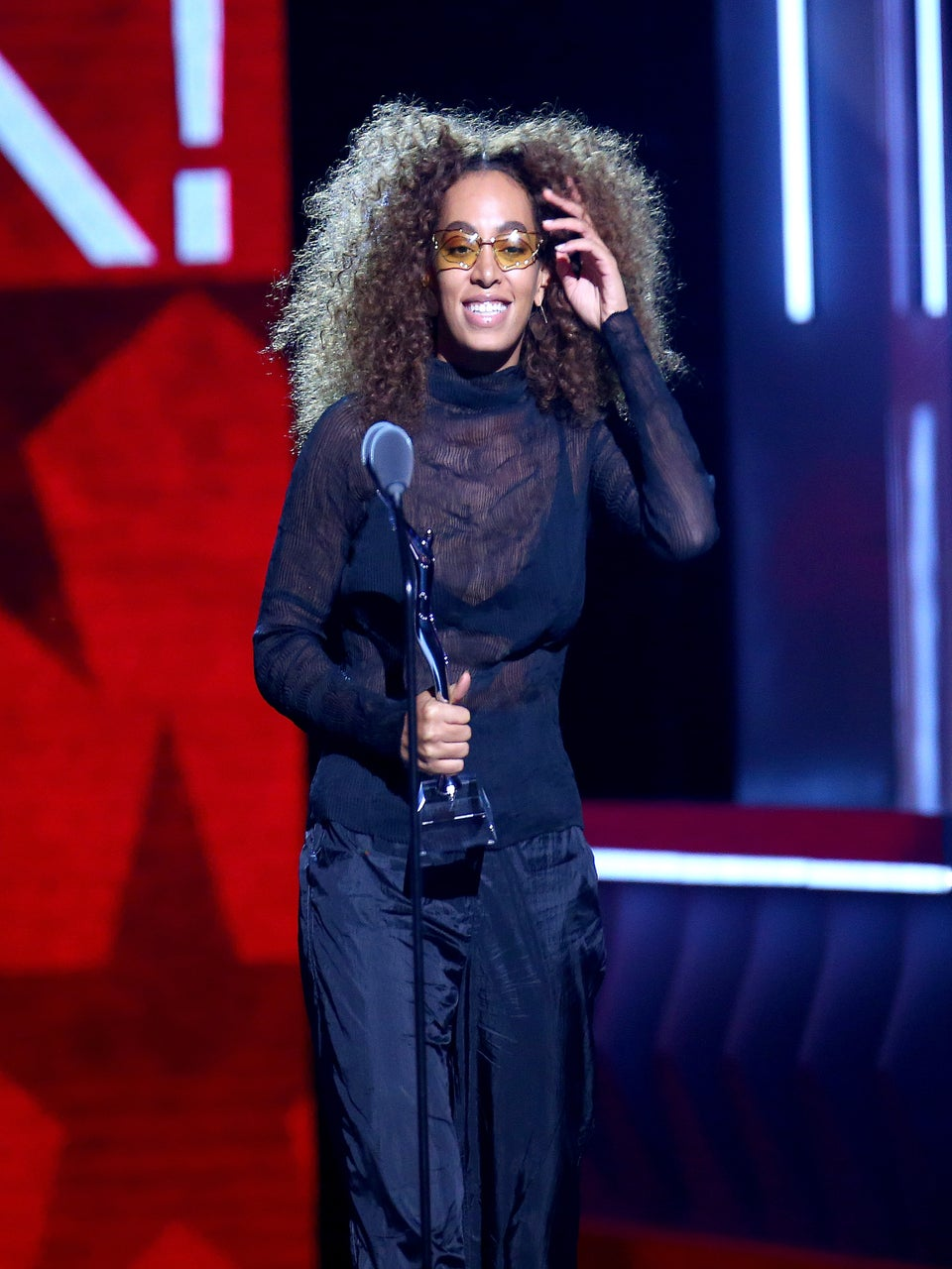 Solange Uplifts With Speech Encouraging Black Women To Rise