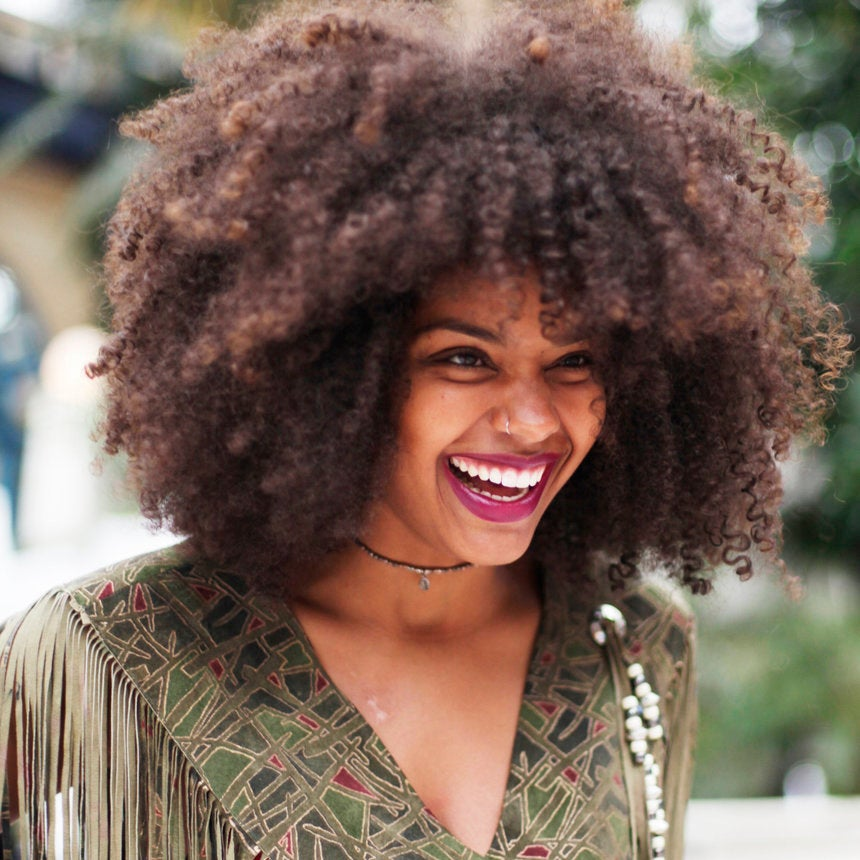 8 Instagram Beauties Whose 'Fros Will Give You #HairGoals