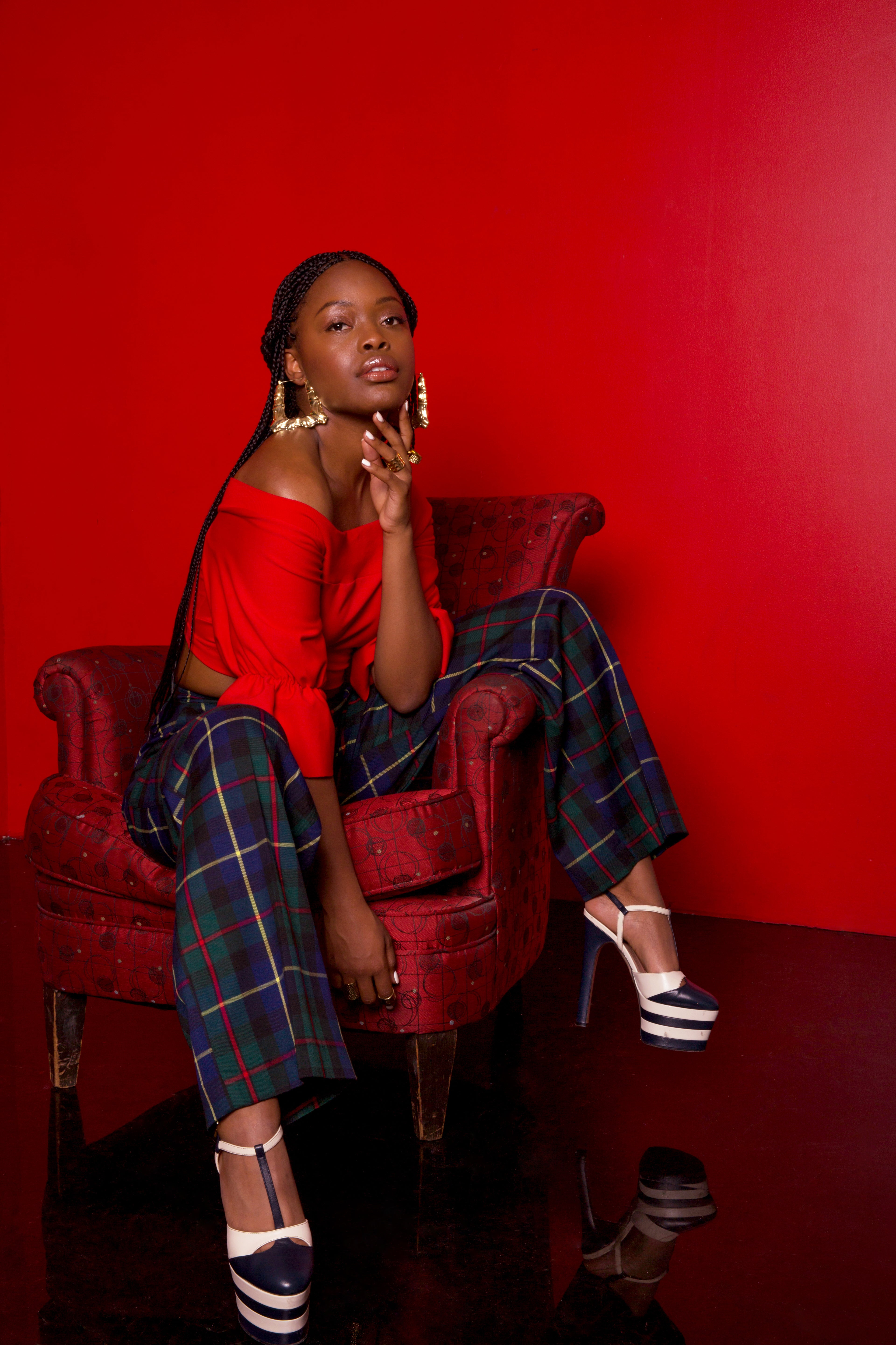 Charm La'Donna Talks Being The Only Woman On Kendrick Lamar's DAMN. Tour