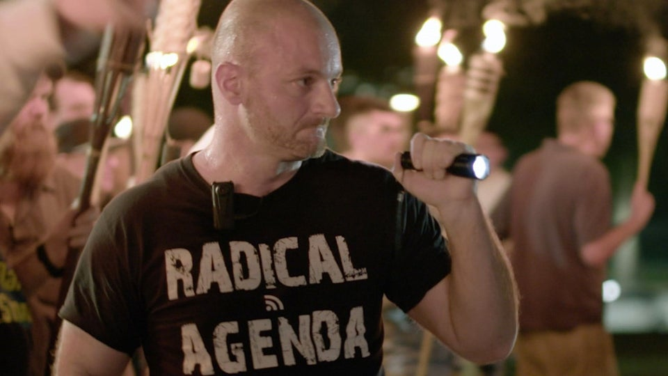 White Nationalist Facing Felonies After Pepper-Spraying Counter-Protester At Charlottesville Rally: Reports