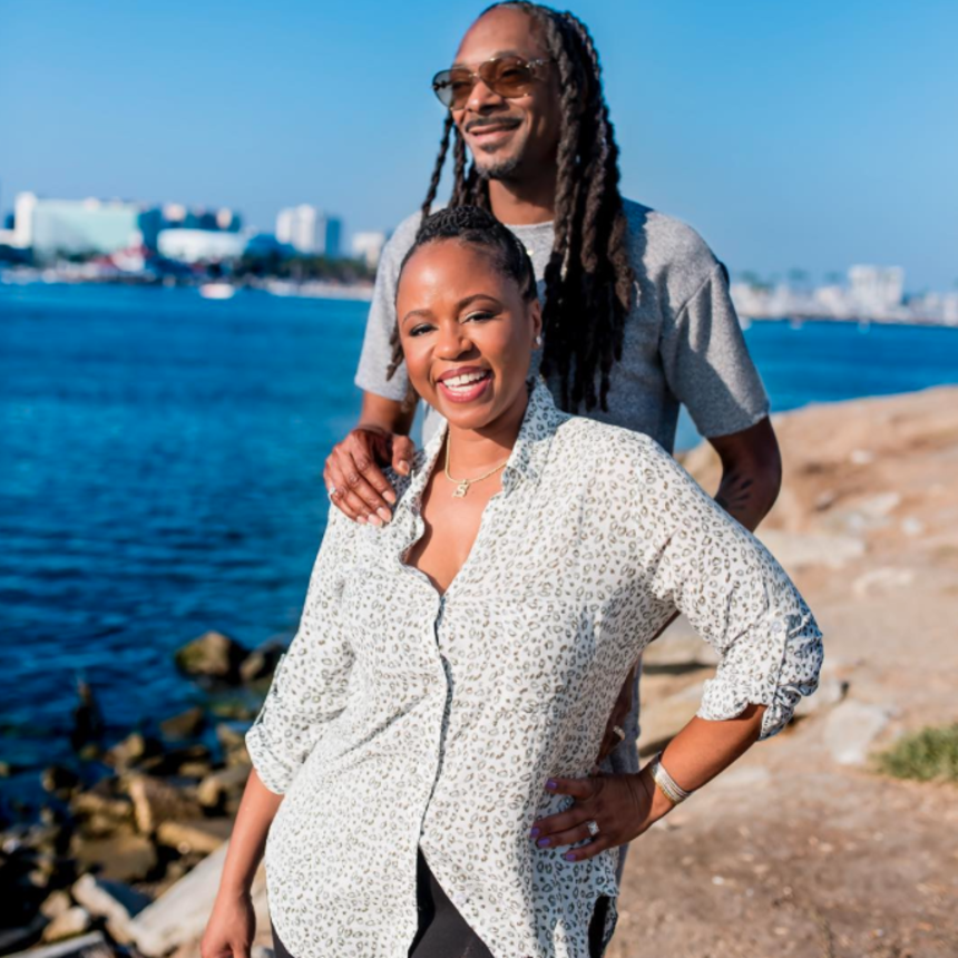 Photographic Proof That Snoop Dogg and His Wife Shante's Love Is Picture Perfect