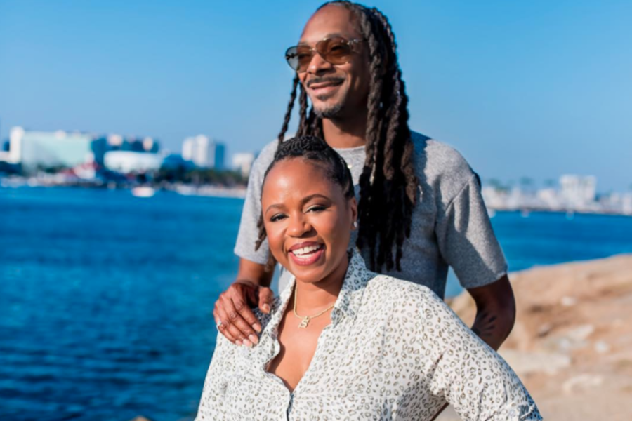 Snoop Dogg And Wife Shante Broadus Love In Pictures - Essence