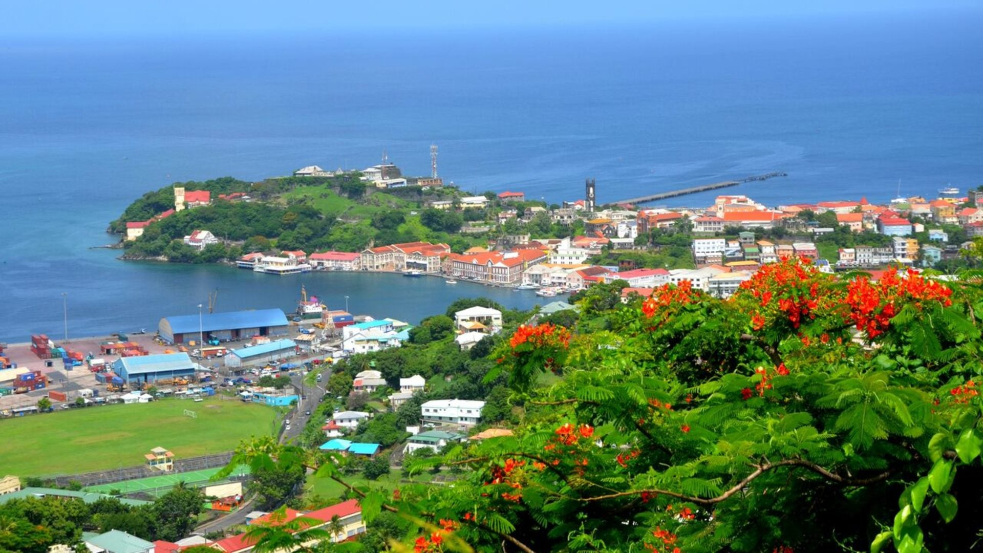 Black Sand Beaches and Bacchanal: Why The Spice Island of Grenada Is The Perfect Getaway