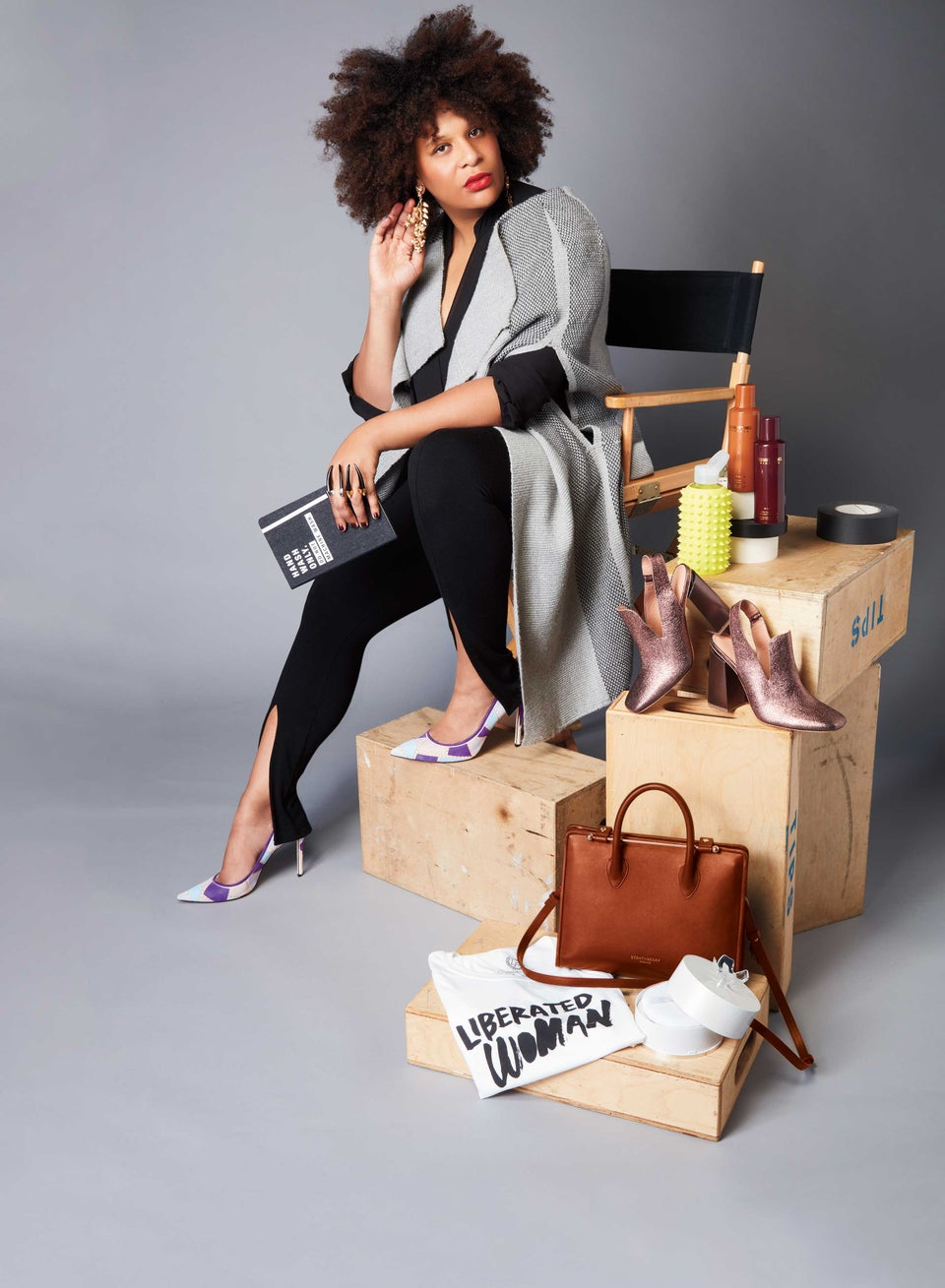 Dope Stuff On My Desk: All The Fashion And Beauty Items You Need To StrutInto Fall With Style
