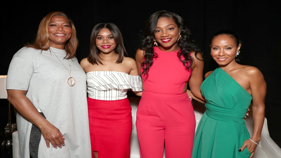 Tiffany Haddish Jokes About Jada Pinkett Smith Calling Her Out Over Knock-Off Bags