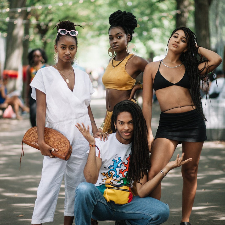 Most Epic #Squadgoals From AFROPUNK Brooklyn 2017