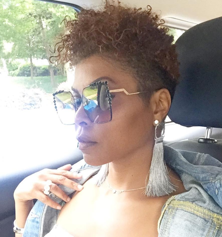 best celebrity natural hair selfies 2017 essence