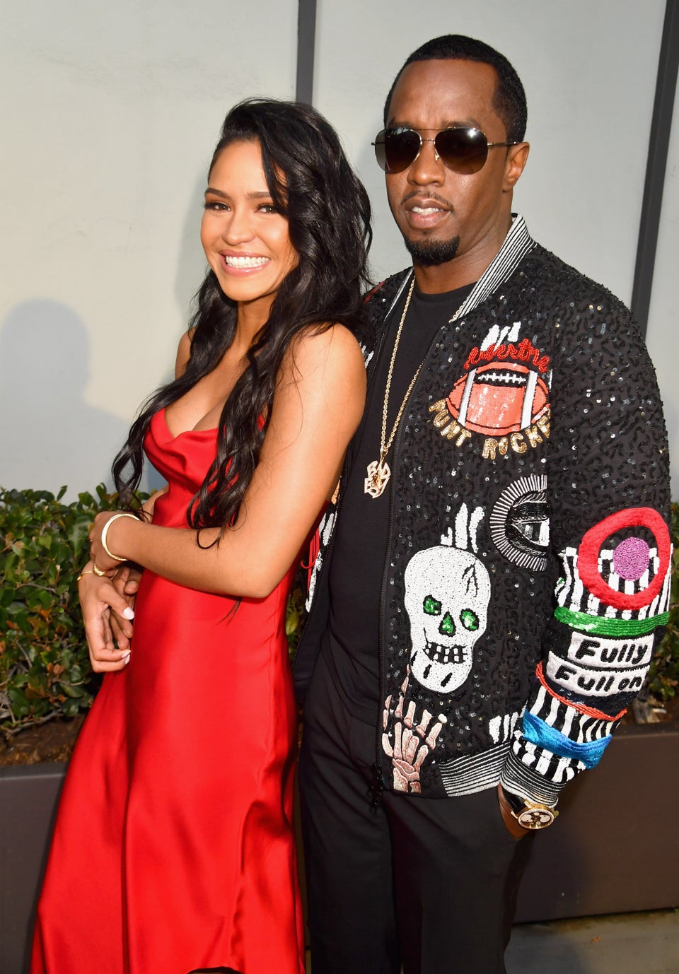 Cassie Gets A Big Birthday Serenade From Diddy And His Sons