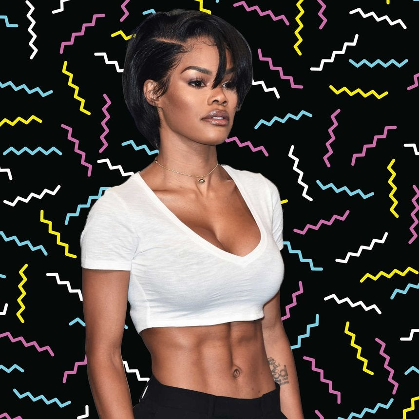 Teyana Taylor Pays Homage To Janet Jackson While Slaying Her MTV VMAs Look