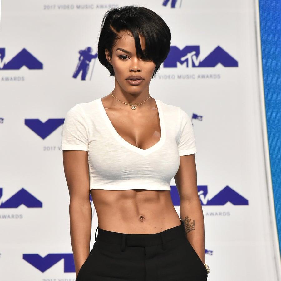Teyana Taylor Pays Homage To Janet Jackson While Slaying Her MTVVMAs Look