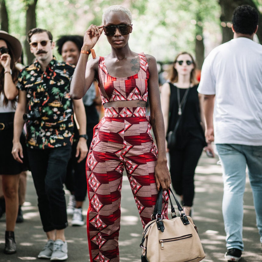 All The Street Style Stars At AFROPUNK Brooklyn 2017 We Can't Stop Staring At