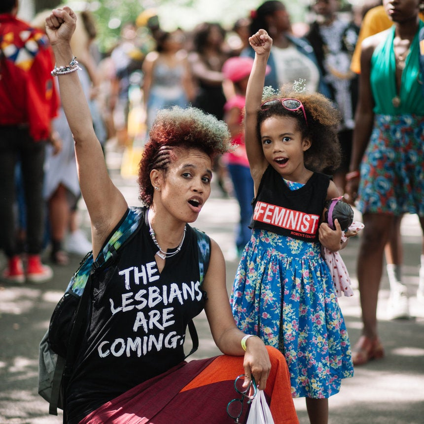 Cute Kids Stole The Show At AfroPunk 2017