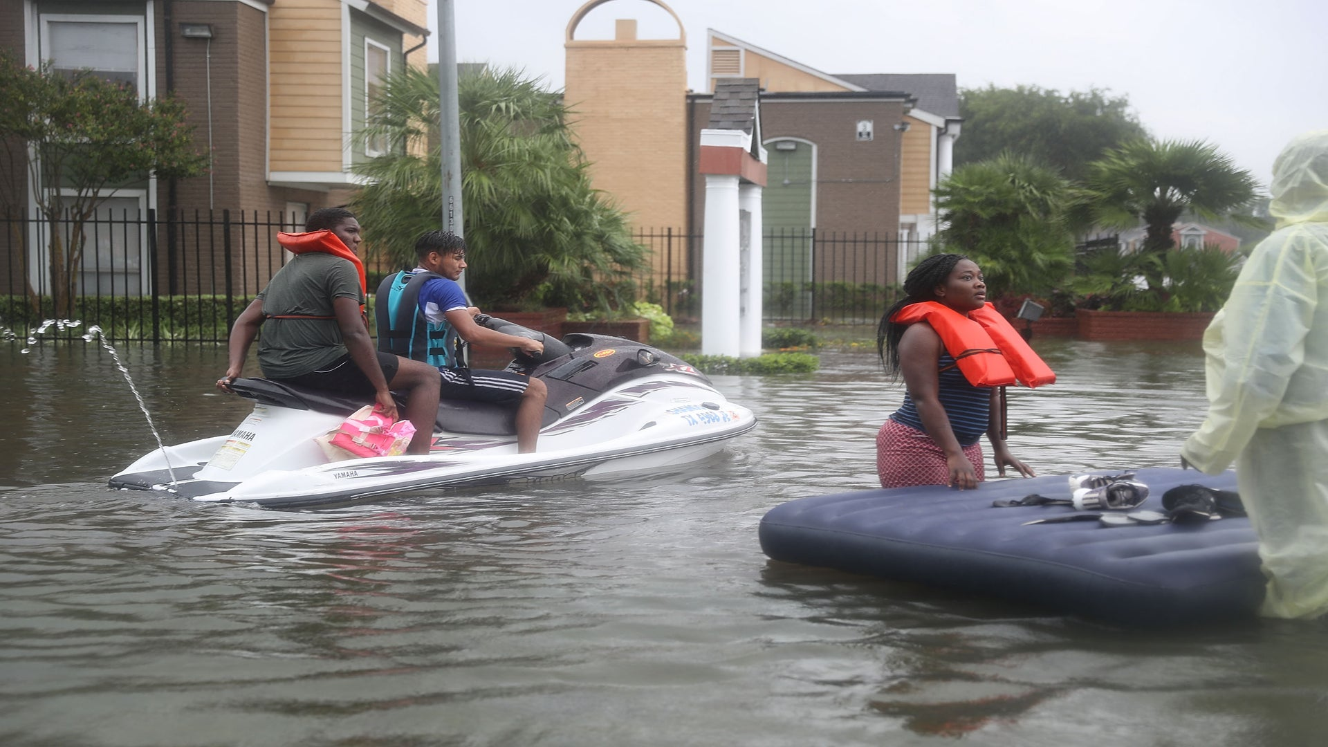 Like Most Tragedies, Black People Are Making The Best Out Of Hurricane Harvey