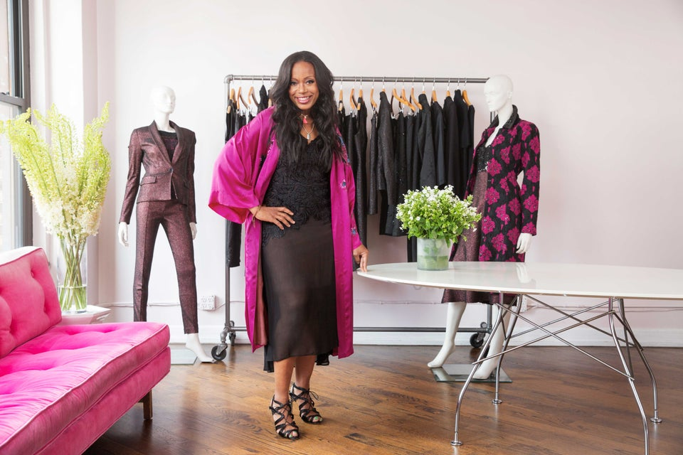 Let's Take A Moment To Celebrate Tracy Reese's 20-Year Reign In The Fashion Industry
