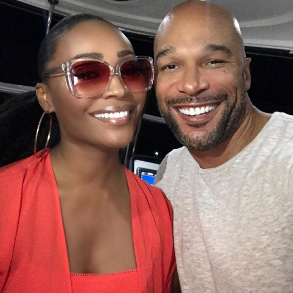 Does Cynthia Bailey Have A New Man In Her Life?
