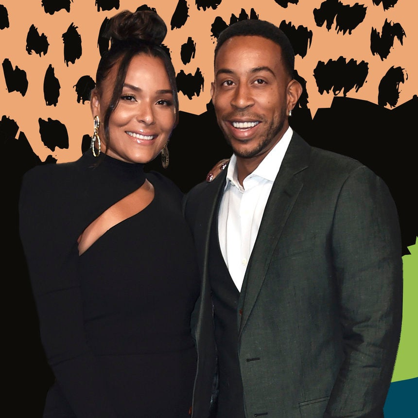Ludacris Couldn't Wait To Leave The VMAs And Go Home With His Wife Eudoxie