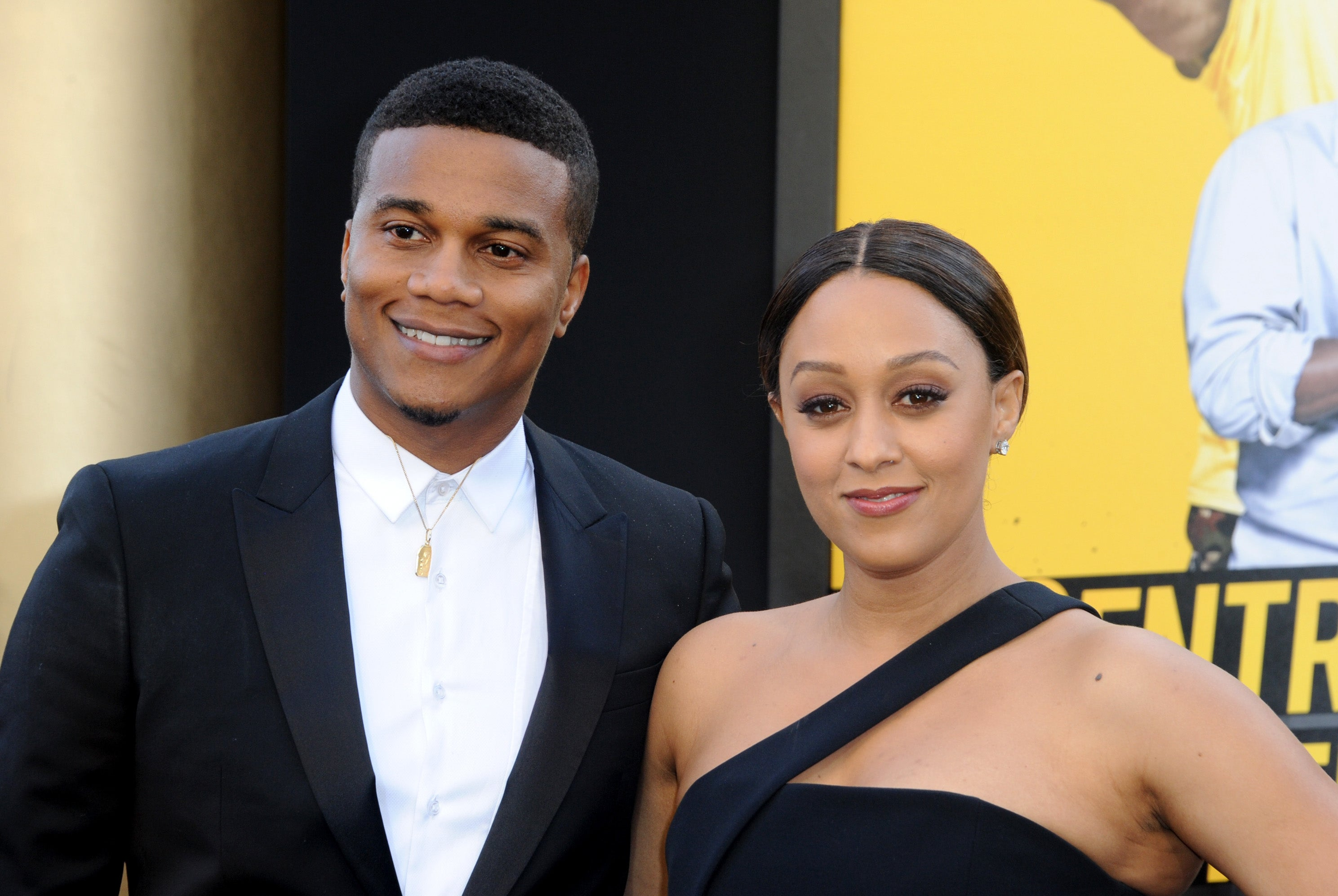 Tia Mowry And Cory Hardrict Walk Together For A Very Personal Cause
