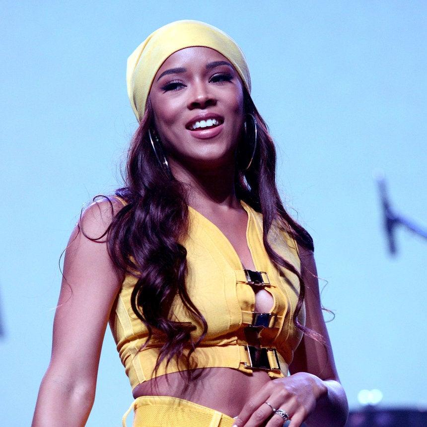 Serayah Reflects On The Black Girl Magic Renaissance Happening On Television