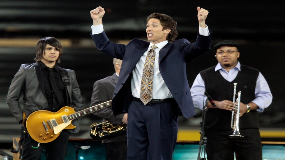 'Our Doors Have Always Been Open.' Joel Osteen Defends Harvey Response