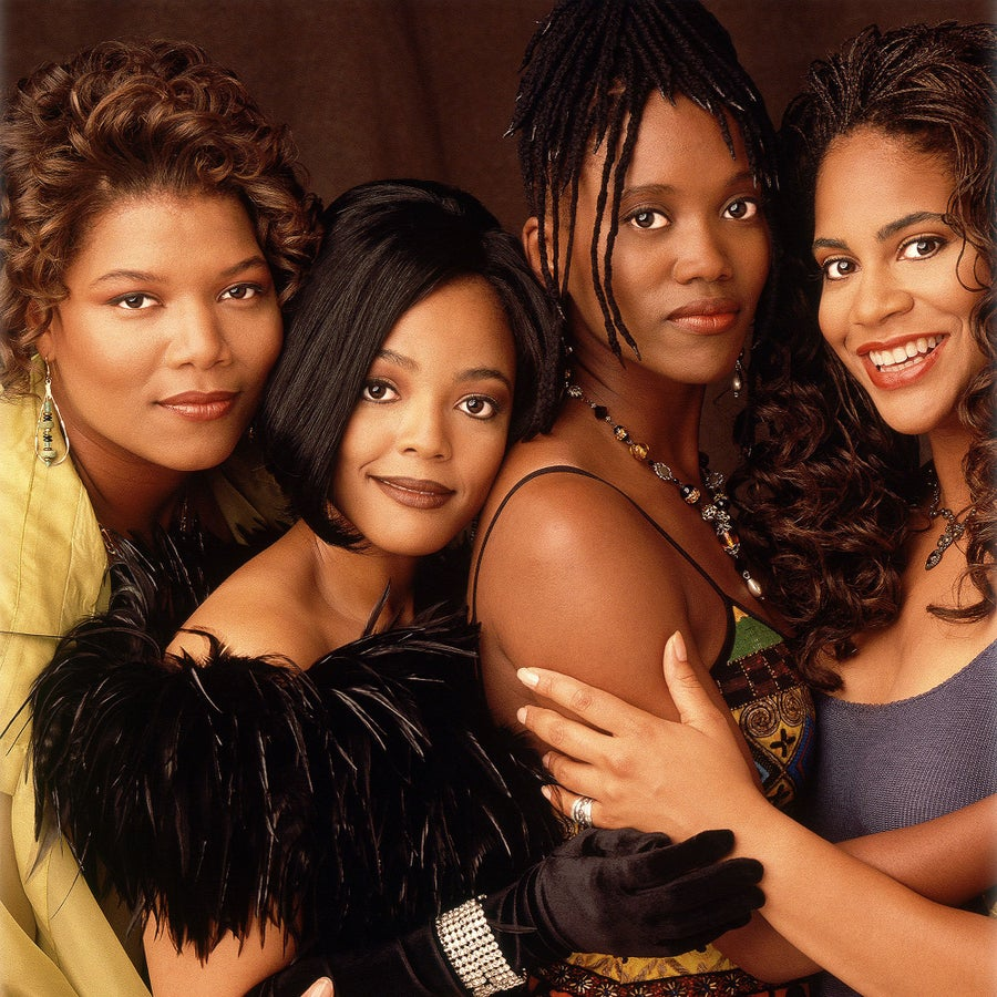 An Ode To 'Living Single' For Paving The Way For 'Insecure'