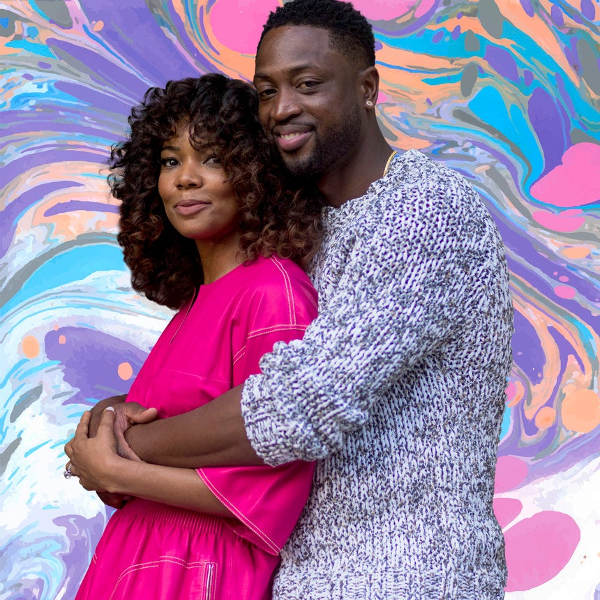 Gabrielle Union Wishes Dwyane Wade A Happy Anniversary, Shares Cute Wedding Moments