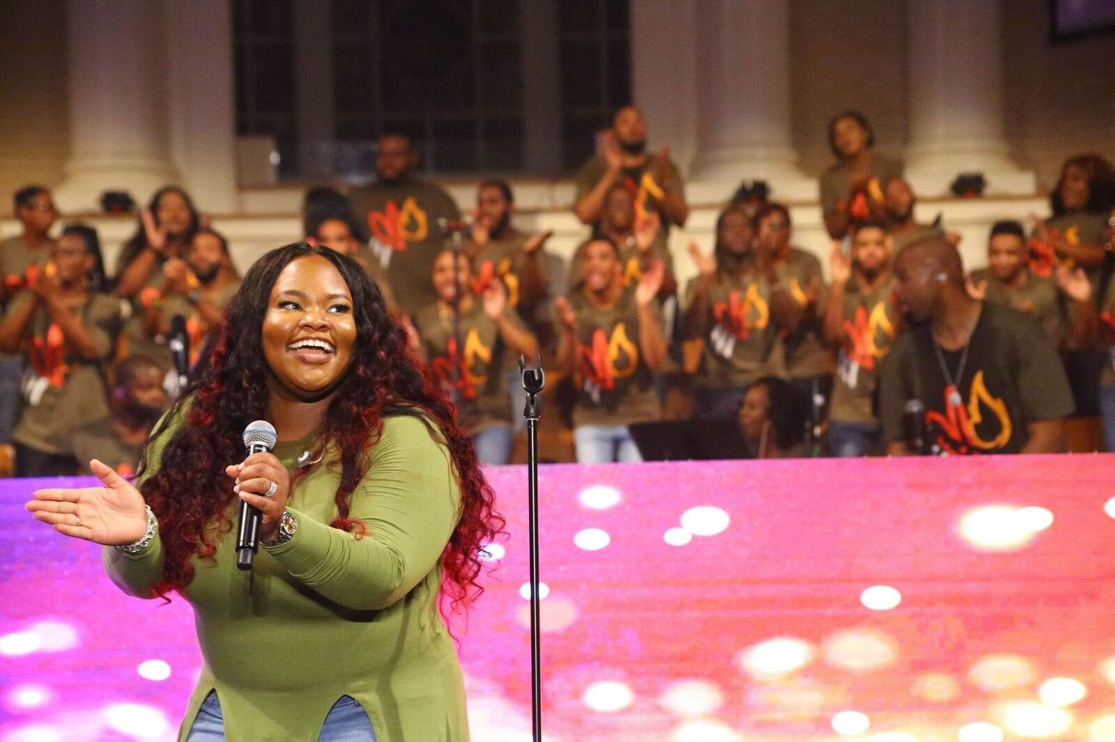 Policing Spirituality: Tasha Cobbs Leonard Speaks Out On Backlash From Song With Nicki Minaj