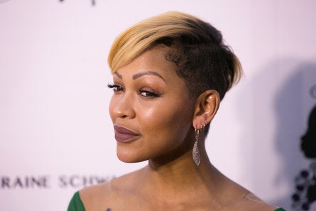 megan good short hair style meagan says goodbye to bowlcut essence 2288 | GettyImages 675005208 445x297