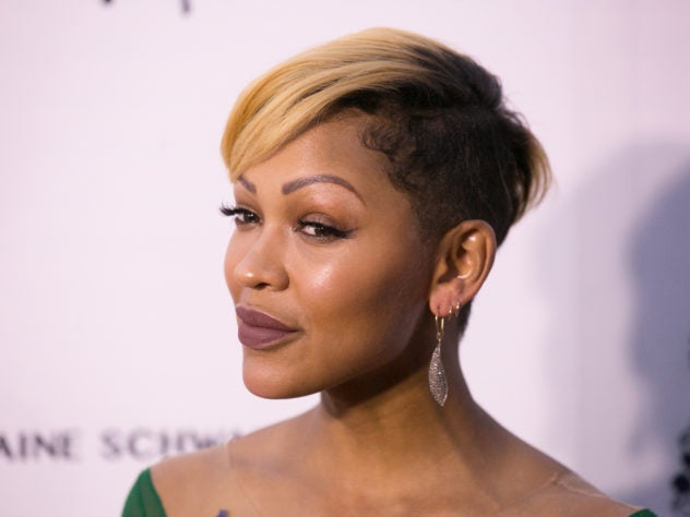 Meagan Good Has Been Rocking The Chicest Haircut All Summer