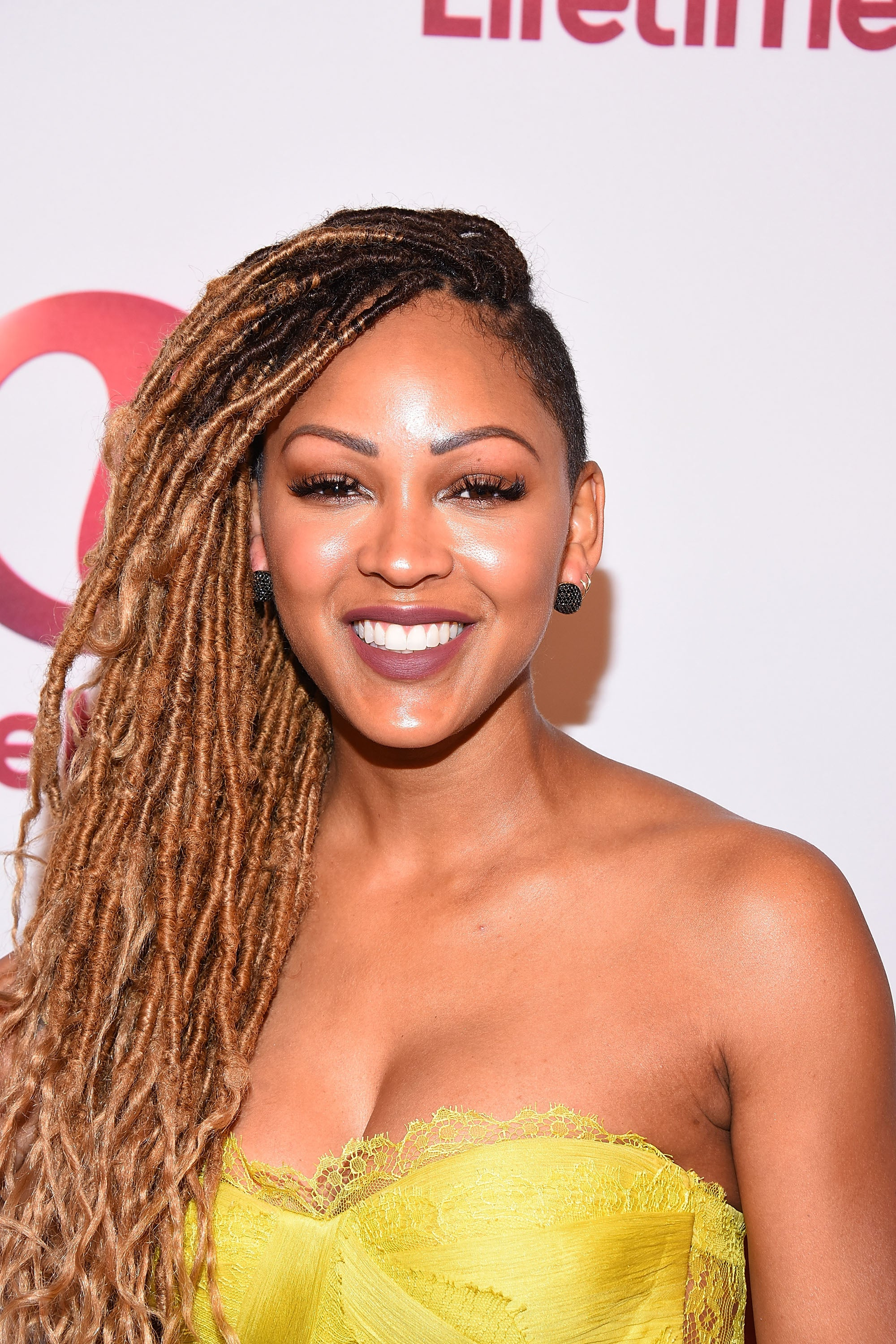 Meagan Good Says Goodbye To Her Bowlcut Essence