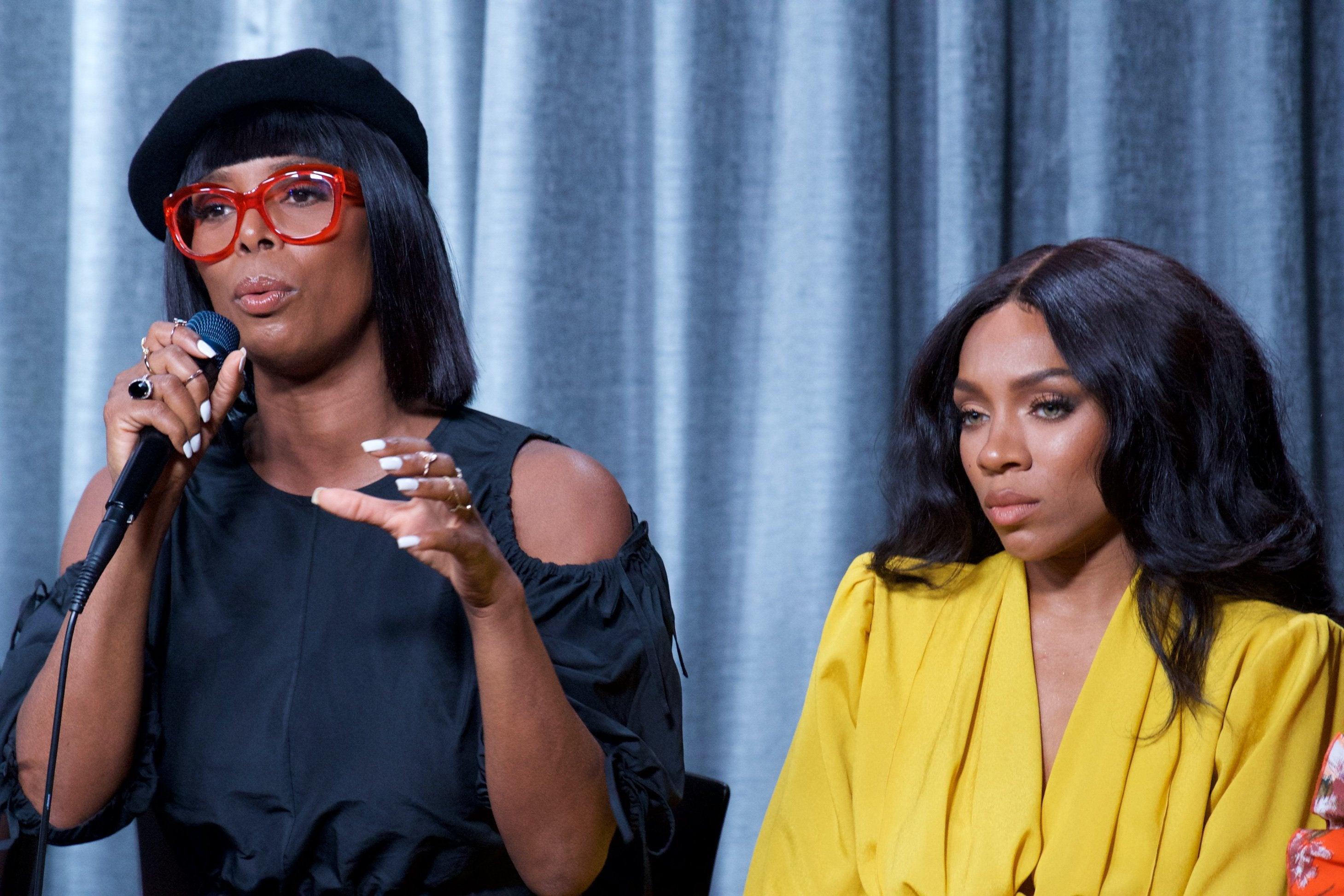 Tasha Smith, Lil Mama And Tami Roman Talk Importance Of 'When Love Kills'