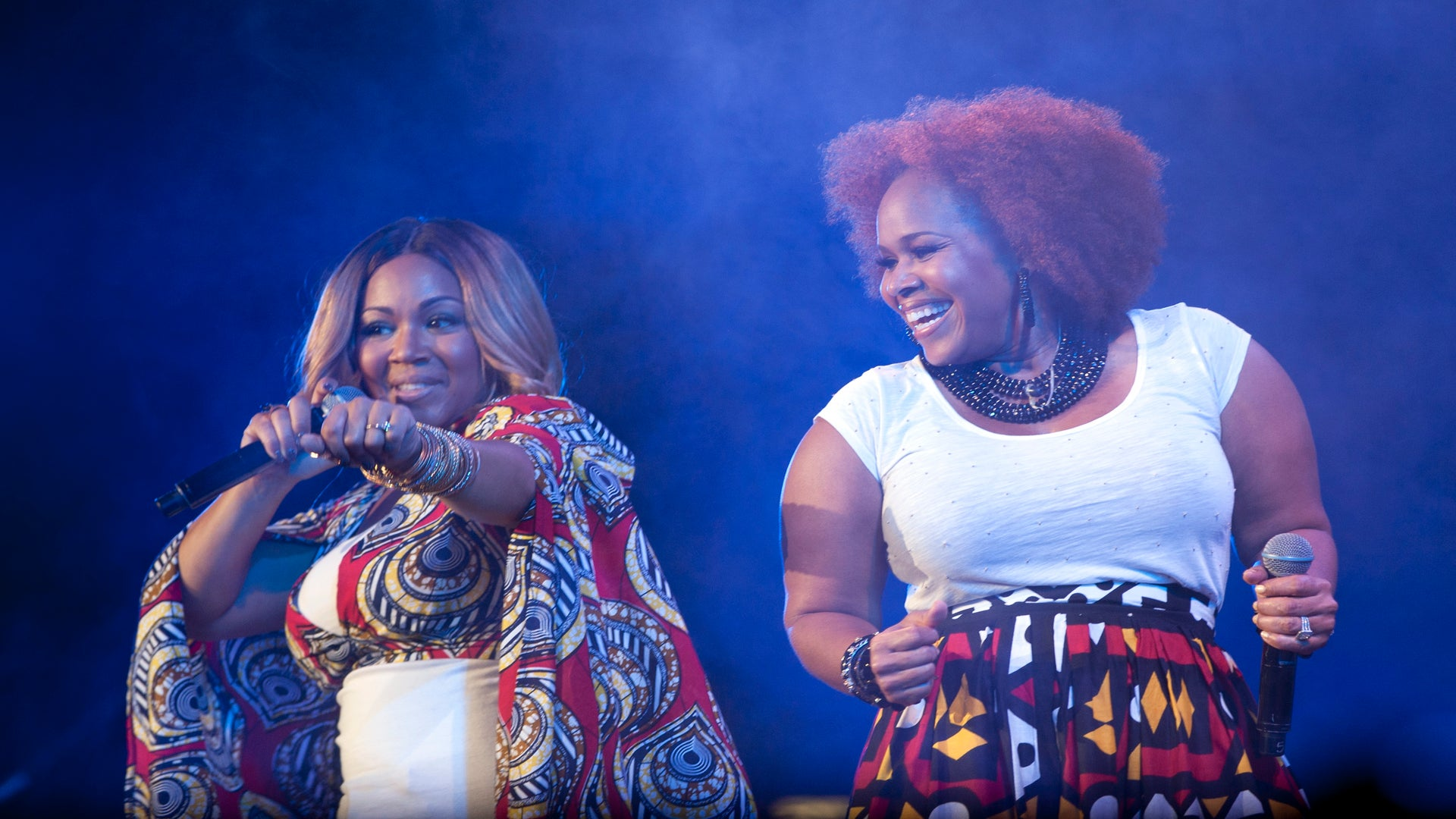 Crossing Over: Gospel Stars Who've Worked With Mainstream Artists