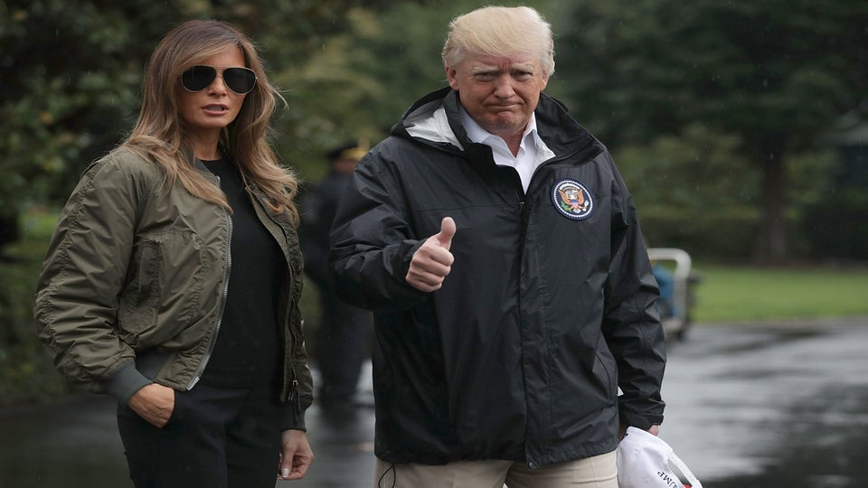 Tone Deaf: Here's Everything Trump Has Said About Hurricane Harvey