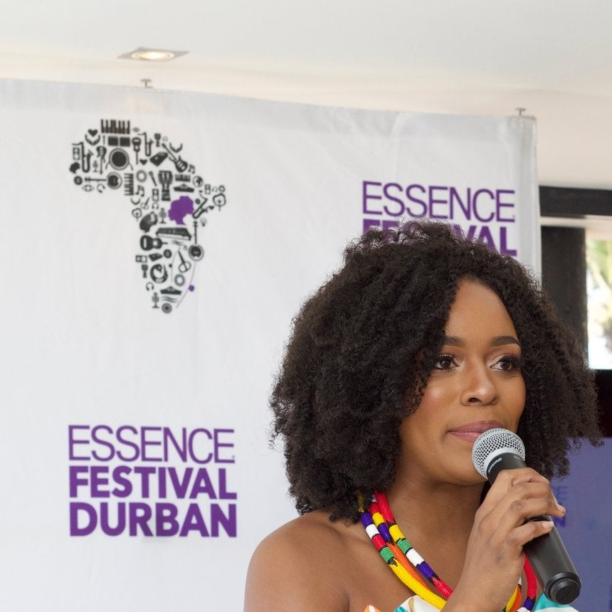 Nomzamo Mbatha Is Renting 20 Buses To Bring South African Youth To ESSENCE Fest Durban