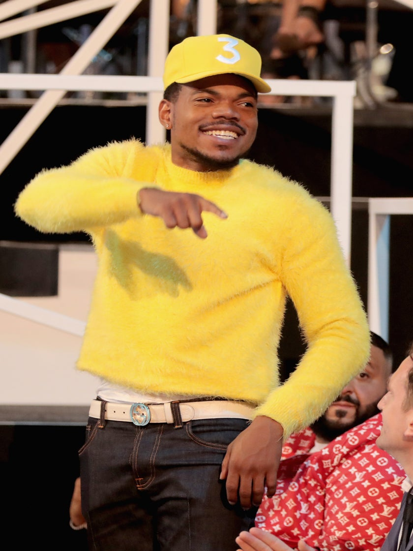 Chance The Rapper Is Grilling Chicken for Charity