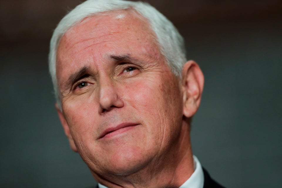 Mike Pence On Confederate Statues: I'm 'Someone Who Believes In More Monuments'