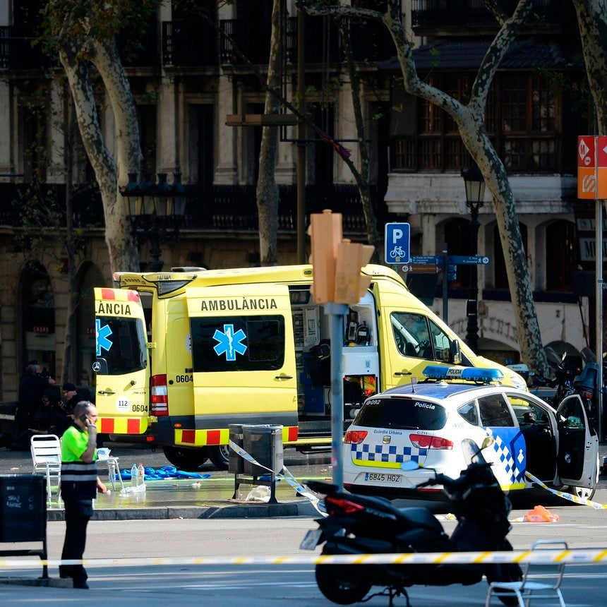 Police: Deadly Van Attack In Barcelona An Act Of Terrorism