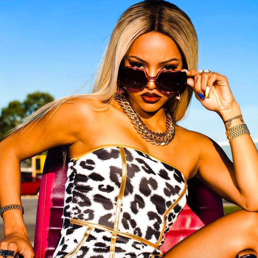 ColourPop Surprise Dropped a Lipstick Inspired by Karrueche Tran's Character On 'Claws'