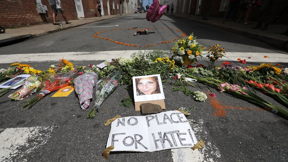 Charlottesville Victim's Mother: I Want Her Death To Be 'A Rallying Cry For Justice'
